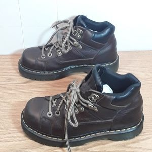 Dr. Martens lace up ankle boot size 8